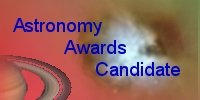 Candidate in Astronomy Awards